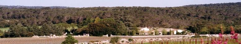 Panorama du Mas de Martin
